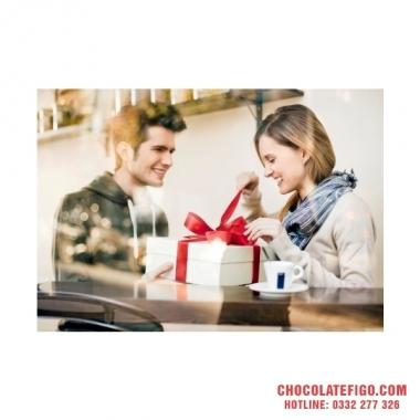 7 ý nghĩa bạn có thể chưa biết khi tặng Socola cho bạn trai