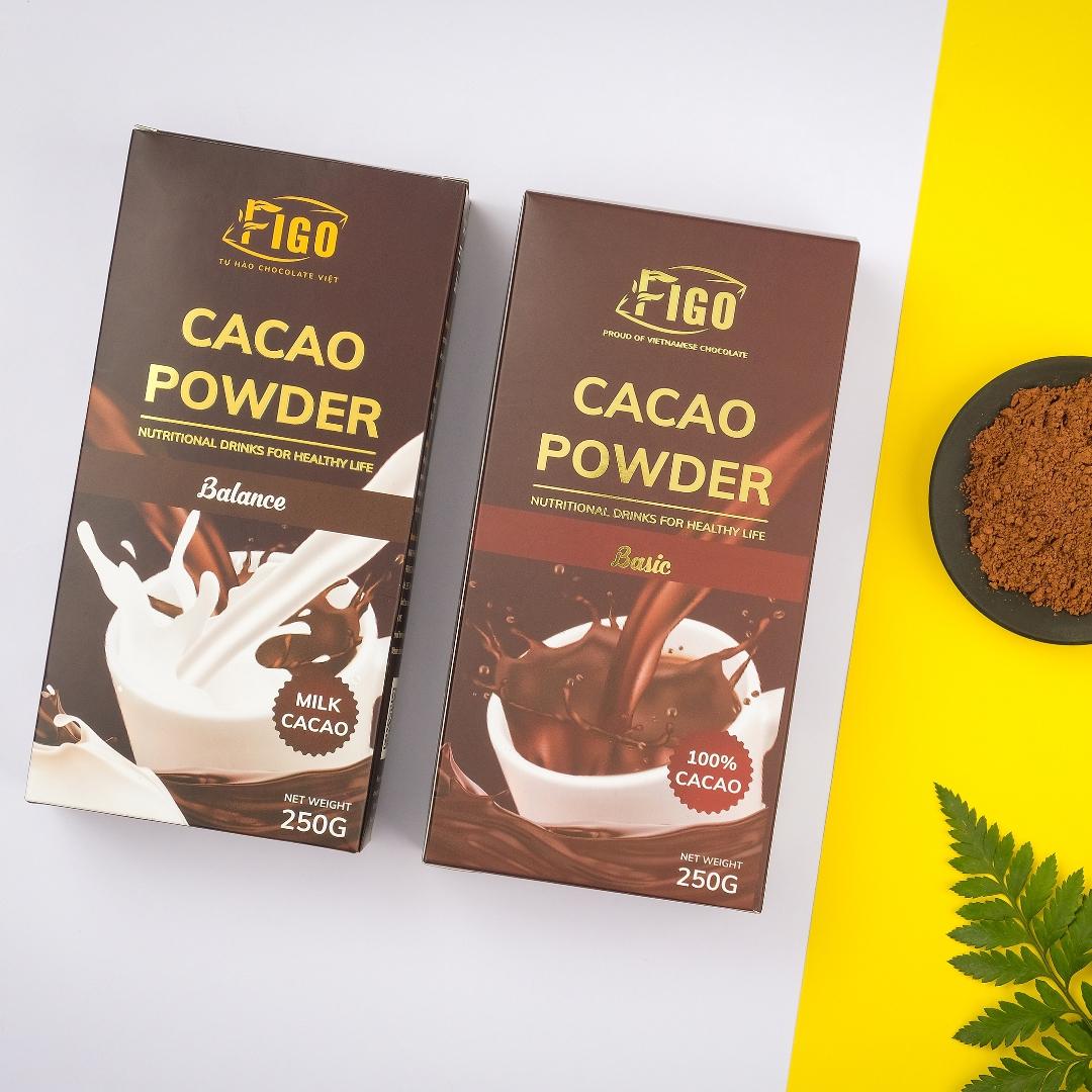 Bột cacao nguyên chất giúp tăng sức đề kháng trong mùa dịch Covid-19