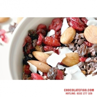 Cacao ngòi ( Cocoa nibs ) ăn với gì sẽ ngon ?