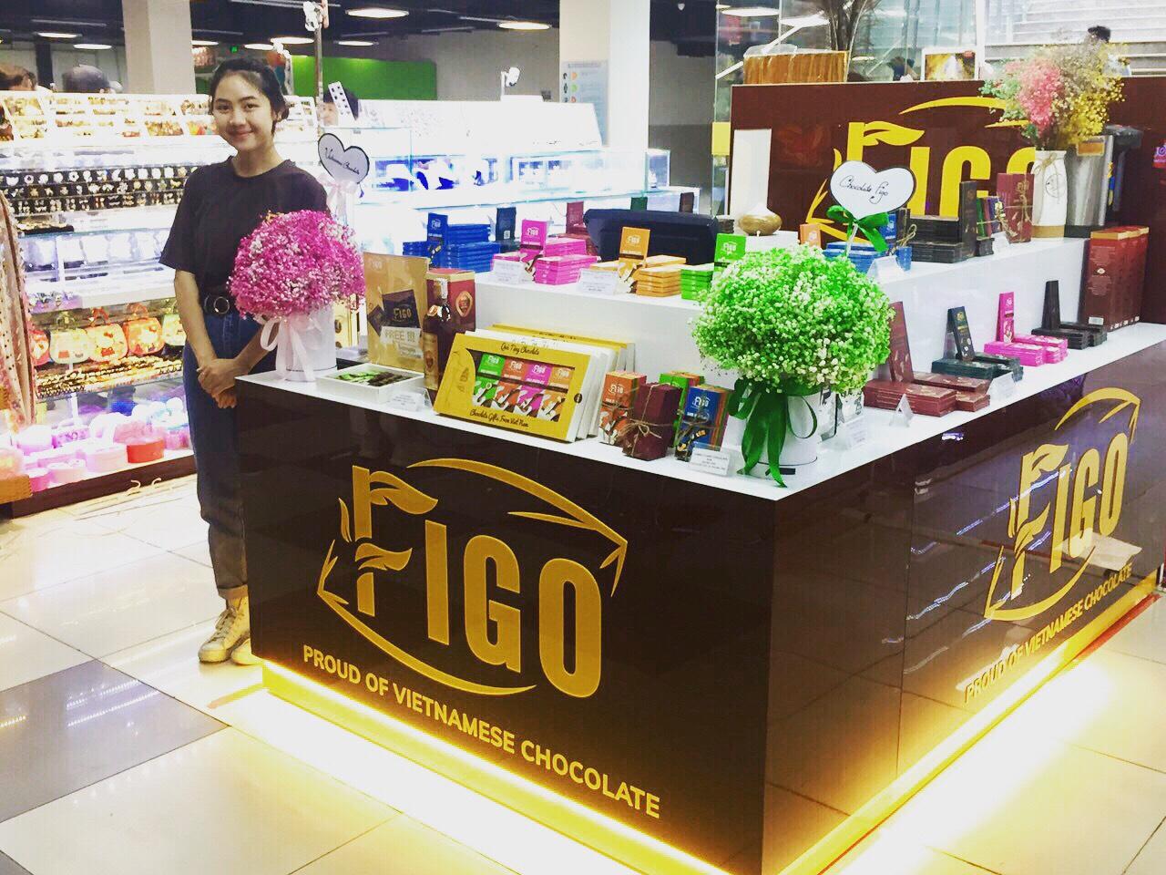 Cửa hàng Socola nào uy tín tại Thành phố Hồ Chí Minh hiện nay ?