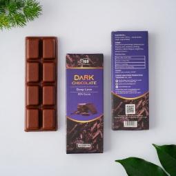 Kẹo Sô cô la đen 85% cacao ít đường 20g FIGO