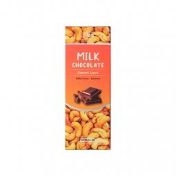 Kẹo Socola sữa 20g Hạt điều Figo - Đồ ăn vặt sỉ siêu ngon