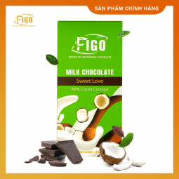 Set quà tặng Chocolate Medium Love Figo