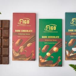 Set quà tặng Chocolate Small Love Figo - Quà tặng ý nghĩa cho gia đình, bạn bè và người ấy